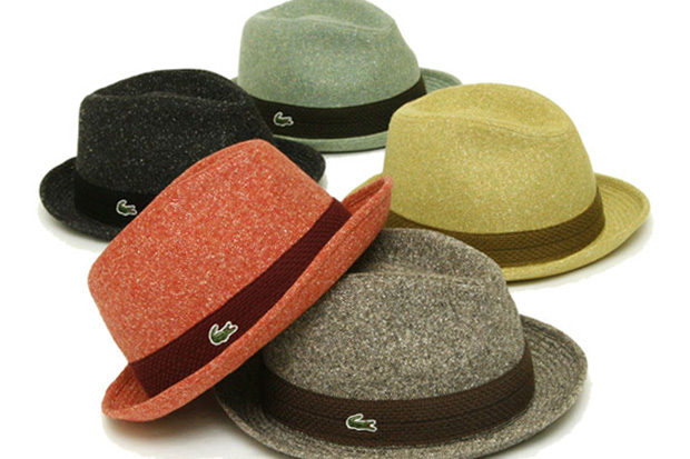 головные уборы, Lacoste, Lacoste Wool Mannish Hat Collection.