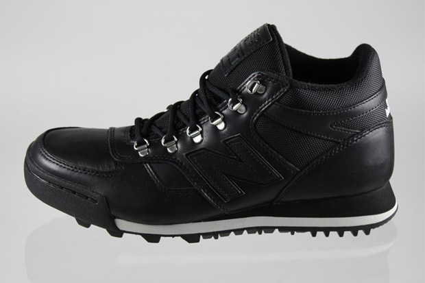 New Balance H710 uk New Balance H710 Black Leather