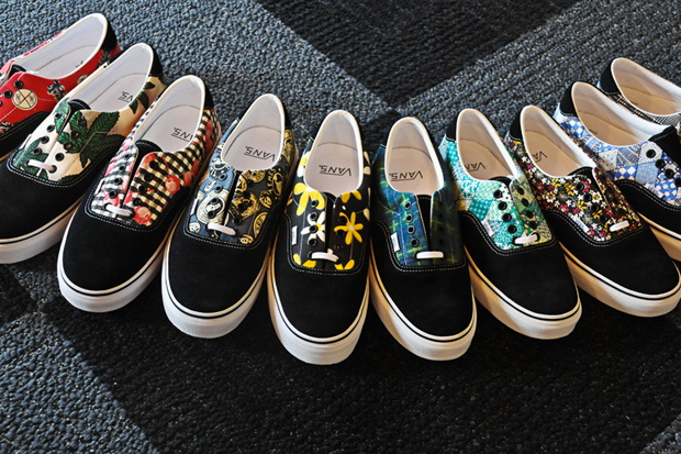limited addition vans