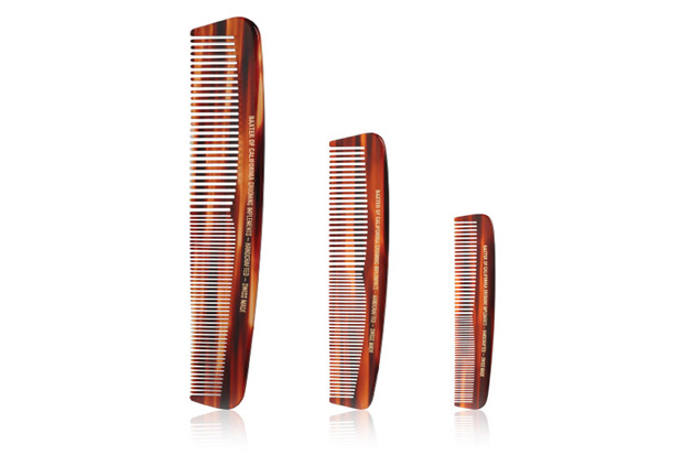 baxter of california grooming implements tortoise combs