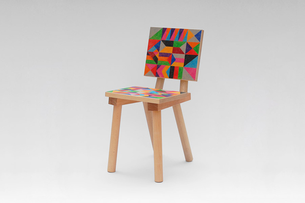 Daviddavid x glass hill chair hypebeast for Special chair design