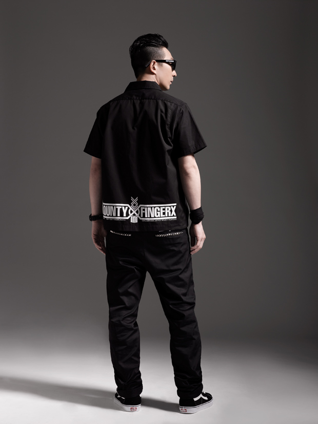 fingercroxx x bounty hunter capsule collection