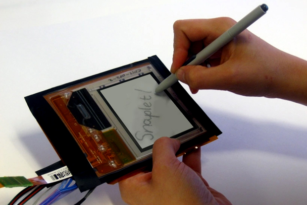 human multimedia lab paper computing devices