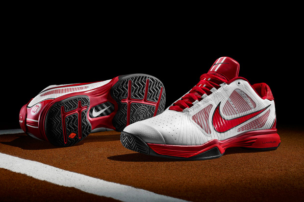 "NIKE Roger Federer ""Rolan Garros 2011"" Collection"