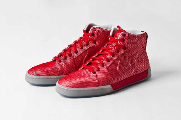 nike sportswear air royal mid mesh vt