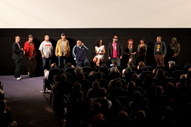 outside in the story of art in the streets premiere recap