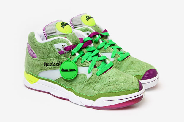 "PACKER SHOES x REEBOK Grand Slam Pack – ""Wimbledon"""