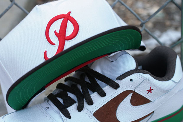 primitive cali p snap back cap