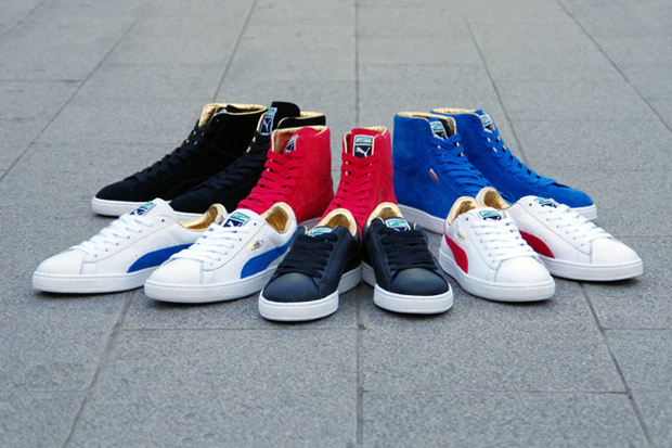 puma the list the gold classic pack