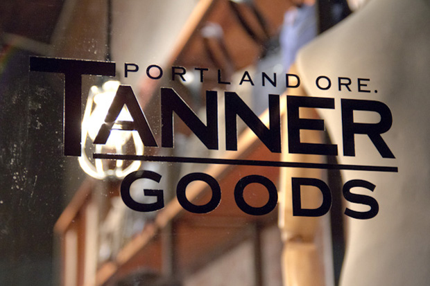 tanner goods portland store opening