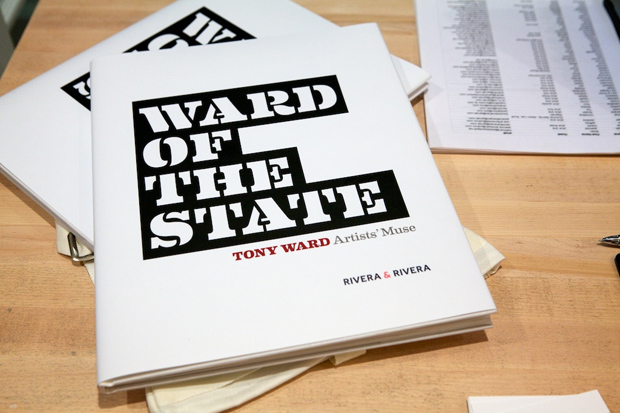 ward of the state tony ward artists muse exhibition rivera rivera recap