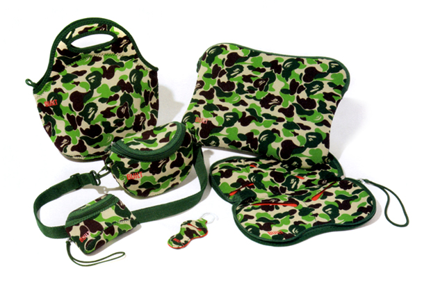 a bathing ape x built capsule collection preview