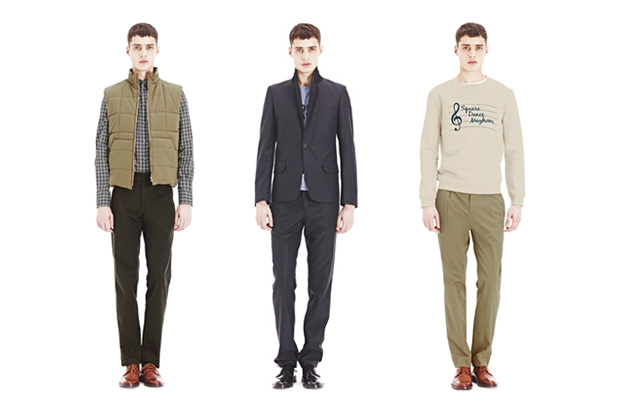a p c 2011 fallwinter pre collection