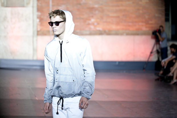 band of outsiders 2012 springsummer collection presentation