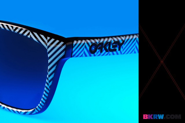 bkrw x oakley limited edition frogskins