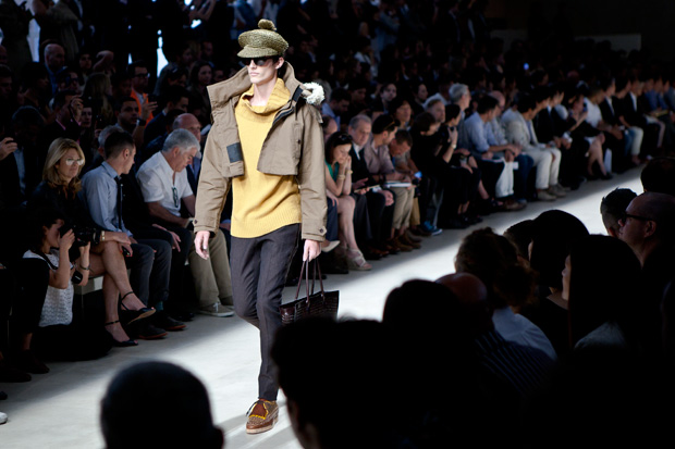 burberry prorsum 2012 springsummer collection