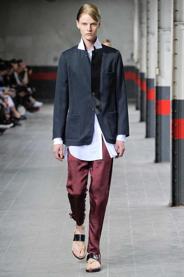 dries van noten 2012 springsummer collection