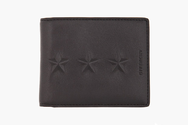 givenchy star studded wallet