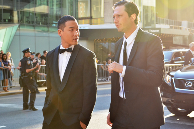 gq tommy ton shoots the council of fashion designers of america fashion awards