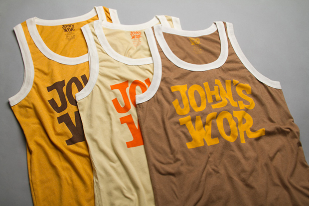 johns x warriors of radness 2011 springsummer collection