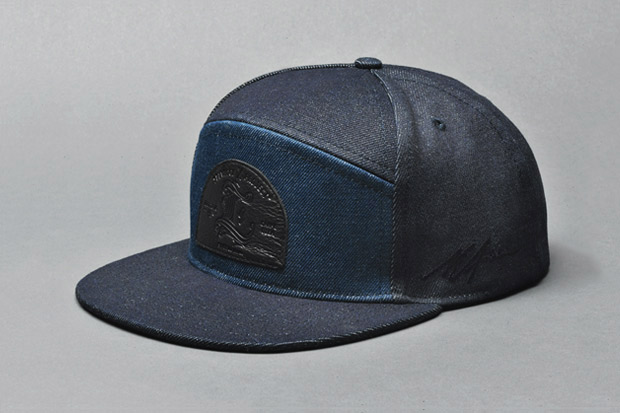 ludwig van and quintin co selvedge x project cap