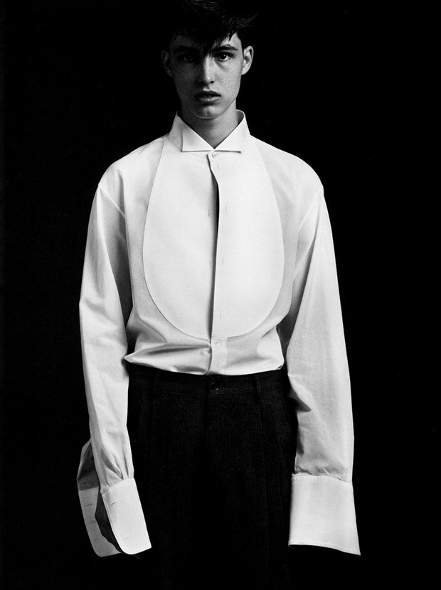 man about town suit yourself editorial by hedi slimane