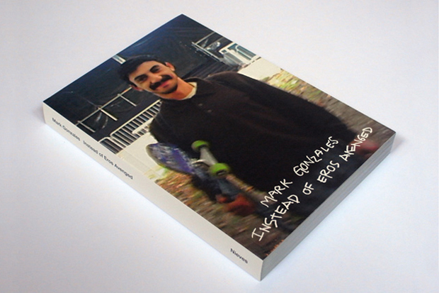 mark gonzales instead of eros avenged book