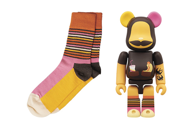 http://hypebeast.com/2011/6/medicom-toy-x-happy-socks-bearbrick-collaboration