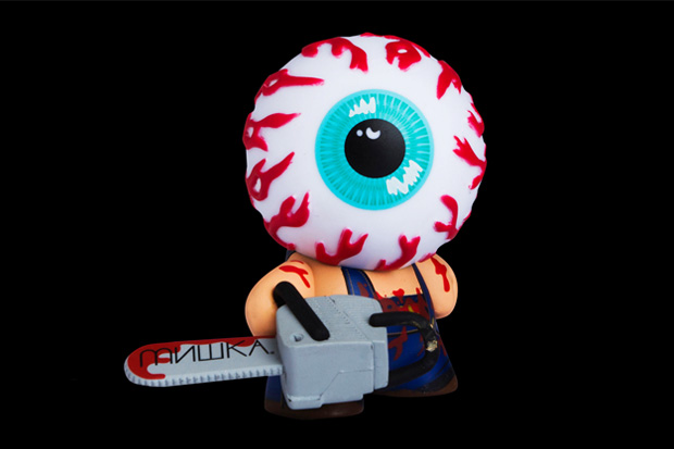 mishka x kidrobot keep watch dunny chase figure