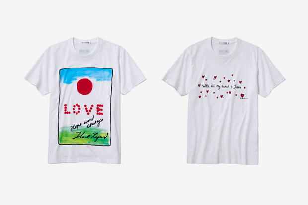savejapan ut uniqlo project curated by vogue japan gq japan