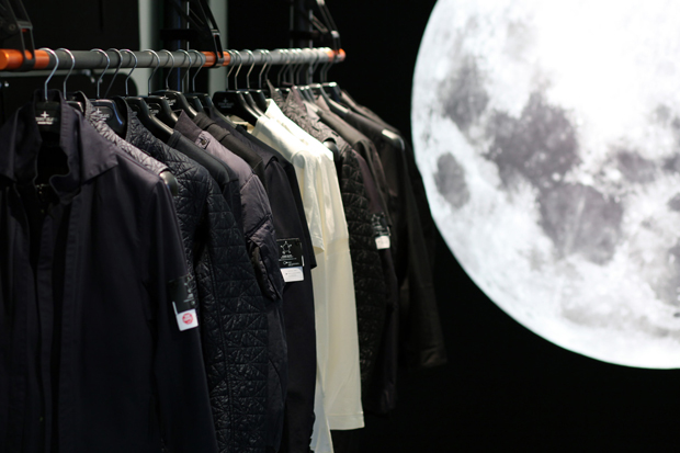 stone island landing in paris grand opening