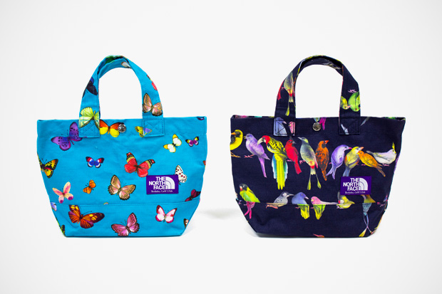 http://hypebeast.com/2011/6/the-north-face-purple-label-birds-butterflies-collection