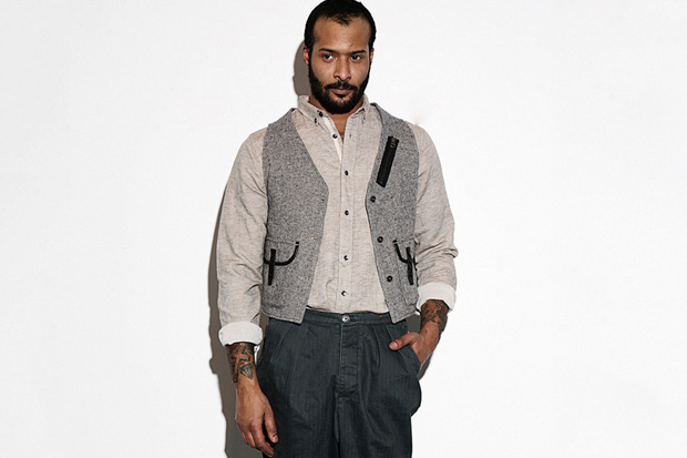uniforms for the dedicated 2011 fallwinter collection