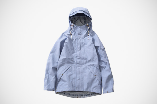 white mountaineering mastermind japan visvim the fusion project gore tex jackets