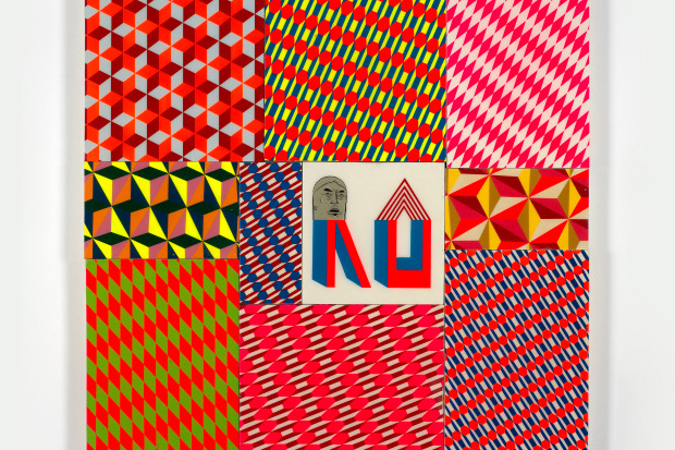 barry mcgee new work exhibition