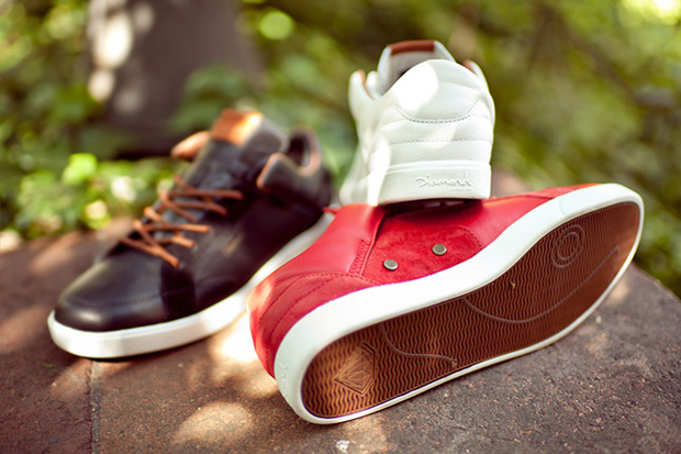diamond supply co footwear preview