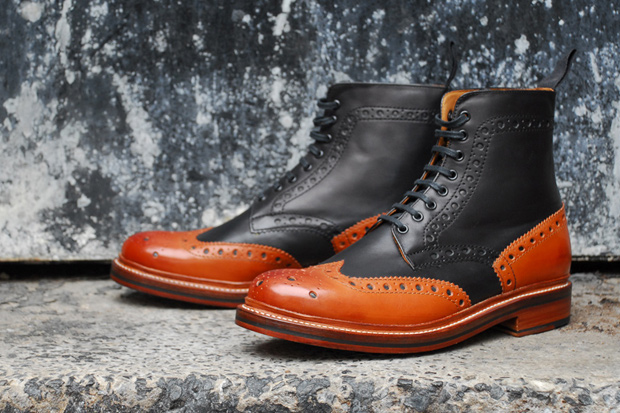 grenson fred boot
