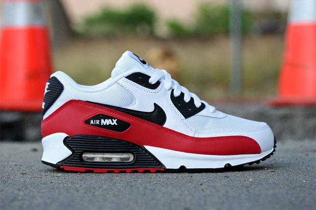 nike air max 90 sport red hypebeast. Black Bedroom Furniture Sets. Home Design Ideas