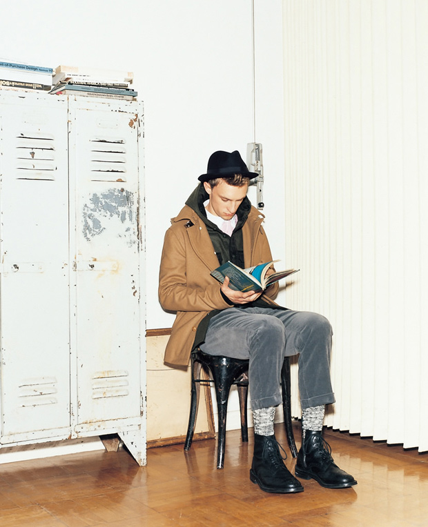 sophnet 2011 fallwinter lookbook