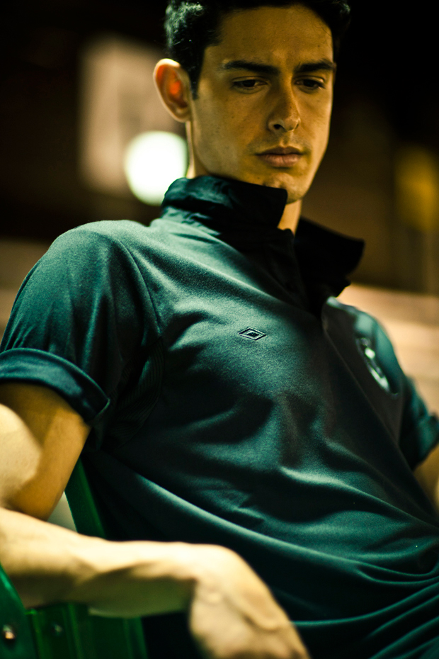 umbro new york cosmos blackout collection editorial