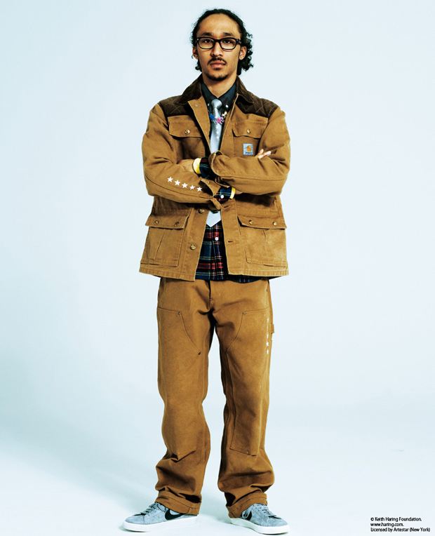 uniform experiment 2011 fallwinter lookbook