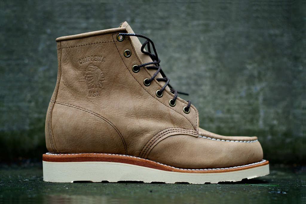 ronnie fieg for chippewa 2011 fall winter boots hypebeast. Black Bedroom Furniture Sets. Home Design Ideas