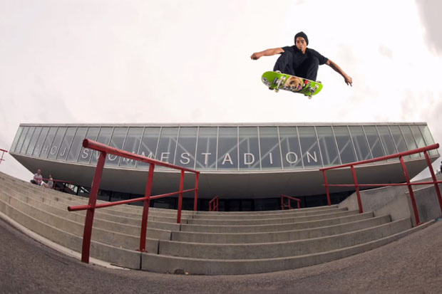 In Focus: Skateboard Photography Composition With Michael