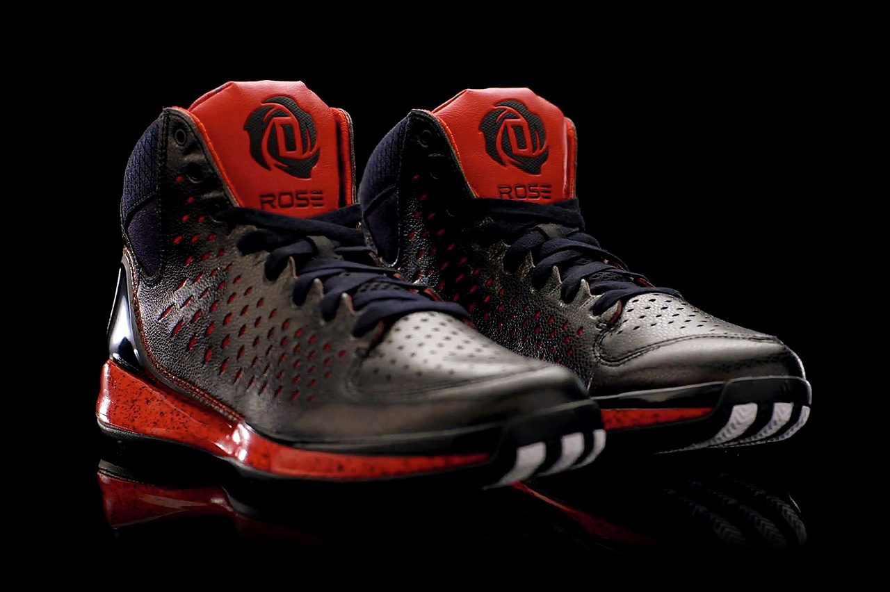 367e5ef747d3 Derrick Rose 3.0 Black Silver Team Orange - Out Professionals