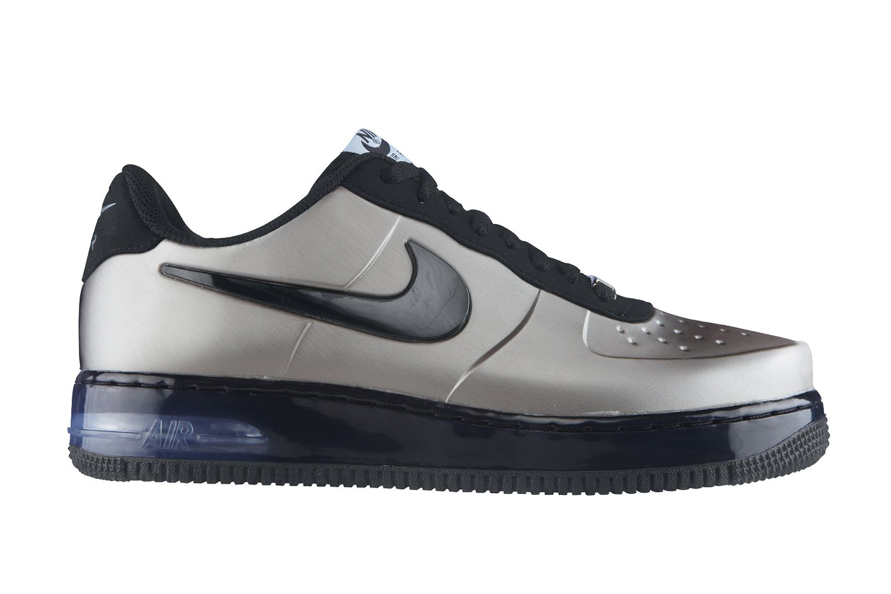 nike air force 1 low foamposite pewter hypebeast. Black Bedroom Furniture Sets. Home Design Ideas