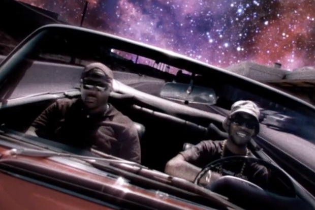 KiD CuDi featuring King Chip - Just What I Am   Video ...