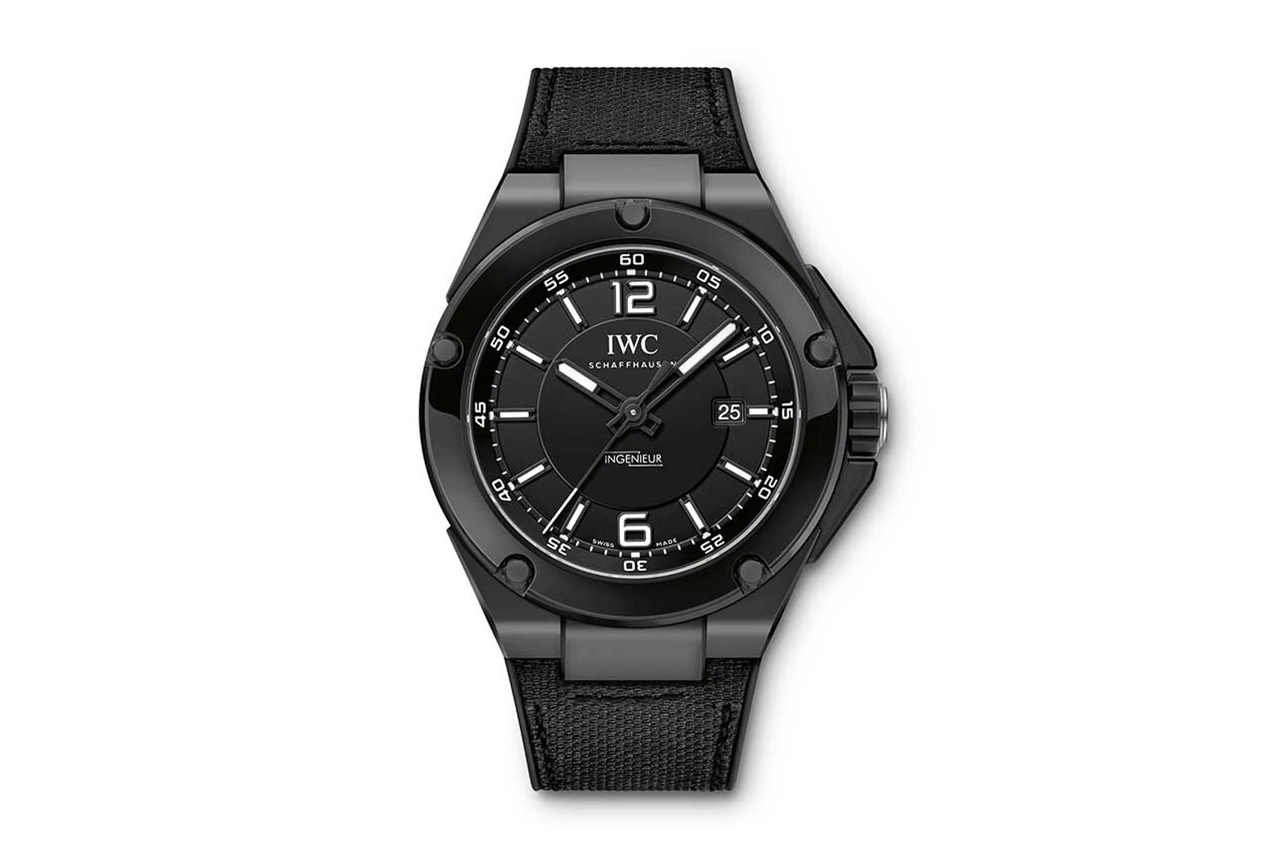 mercedes amg x iwc ingenieur automatic black series. Black Bedroom Furniture Sets. Home Design Ideas