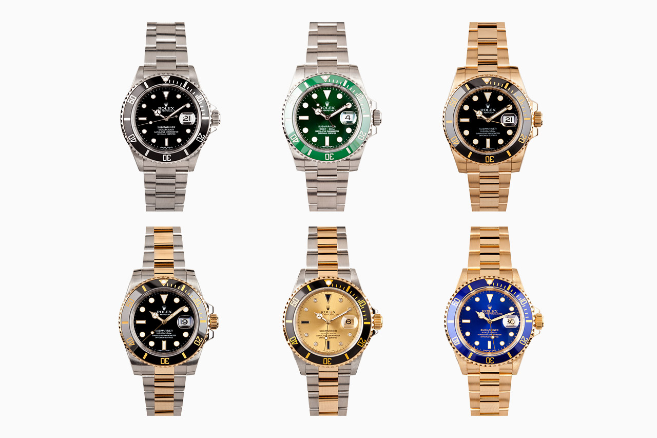 The guide to buying pre-owned rolex submariners gray & sons.