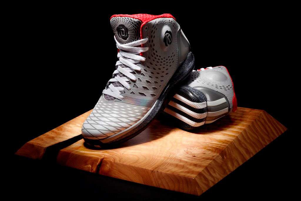 derrick rose shoes adizero 3 - photo #44