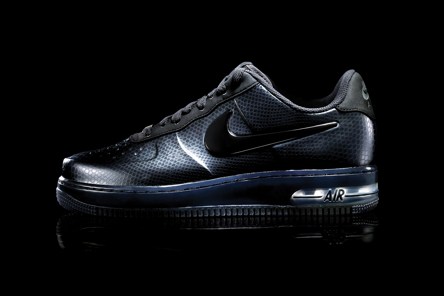 nike air force 1 foamposite 2013 year of the snake hypebeast. Black Bedroom Furniture Sets. Home Design Ideas